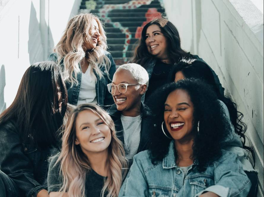 6 women against imposter syndrome
